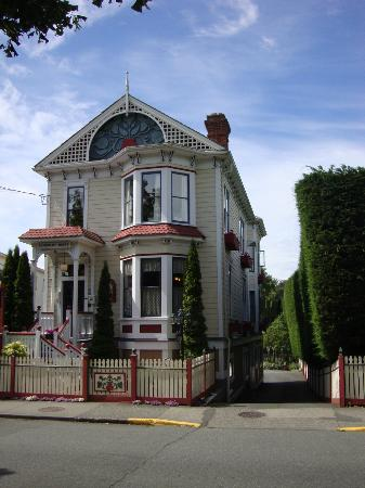 Humboldt House Bed &amp; Breakfast Inn: Humboldt House