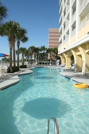 Camelot By The Sea, Oceana Resorts: Outdoor Pool