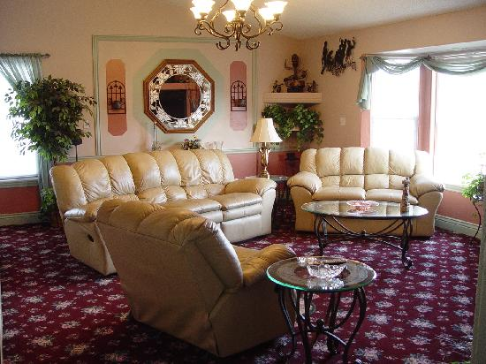 Grand Junction Bed and Breakfast Hotel: Common Area