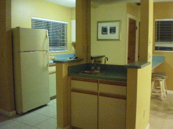 Legacy Vacation Resorts-Palm Coast: Kitchen
