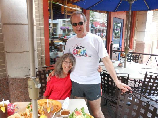 Uncle Julio's: outdoor seating