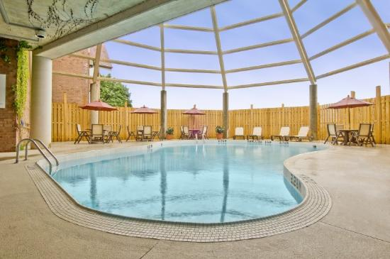 BEST WESTERN PLUS Royal Brock Hotel & Conference Centre: Pool