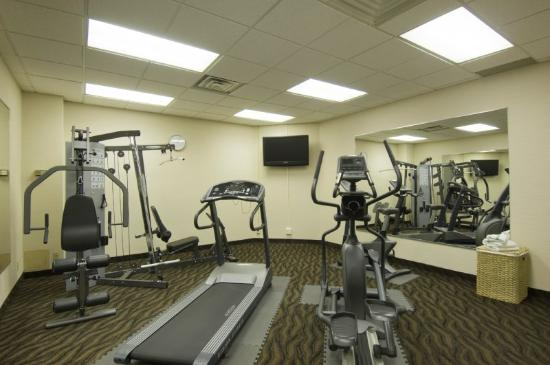 BEST WESTERN PLUS Royal Brock Hotel & Conference Centre: Fitness Room