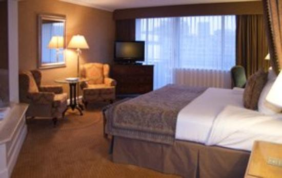 Wedgewood Hotel & Spa: Deluxe Executive