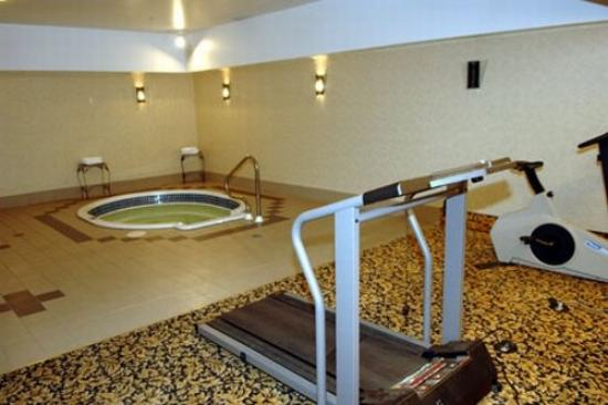 Lakeview Inns &amp; Suites: Health club