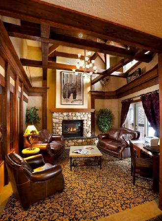 High Country Inn: Lobby Lounge