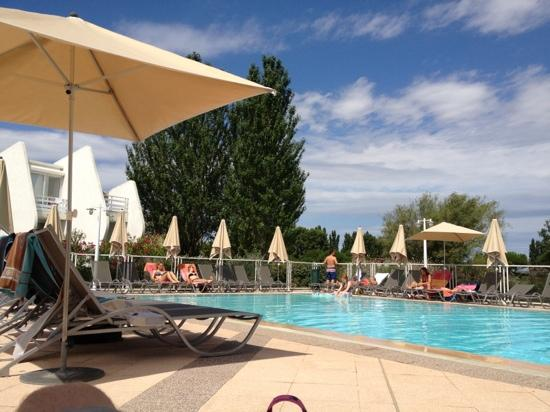 Novotel La Grande Motte Golf : The Pool