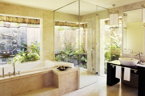 Shanti Maurice A Nira Resort: Presidential Villa Bathroom