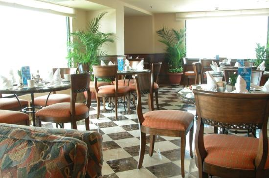 Camino Real Villahermosa: Camino Real Club Lounge VSA