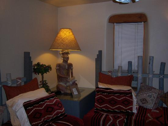 Adobe Abode Bed and Breakfast Inn: Casita de Corazon