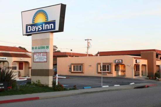 Days Inn San Simeon: Main
