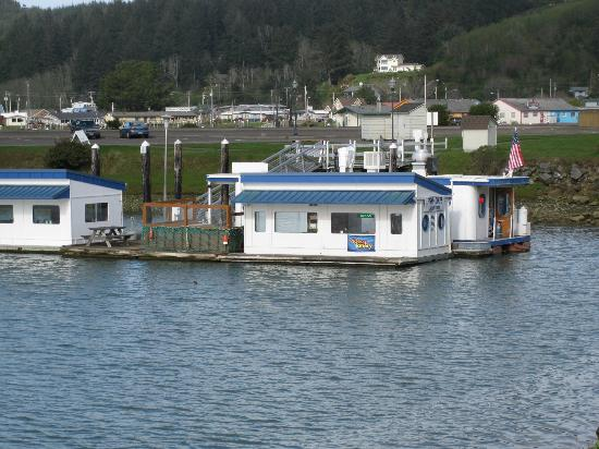 Winchester Bay - Unger&#39;s Fish-n-Chips