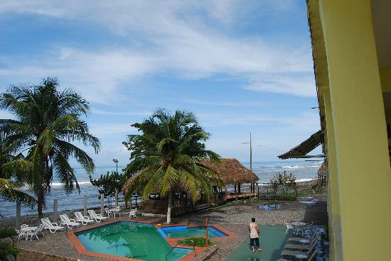 Hotel Paseo Delfin: The Sea