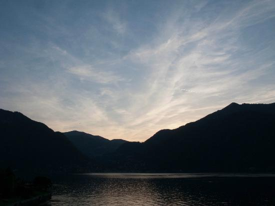 Crotto del Misto: Another Sunset!