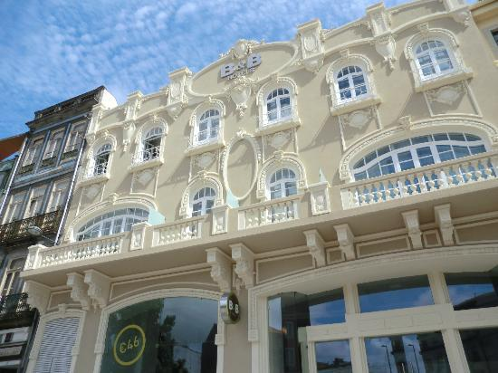 hotel b b picture of moov hotel porto centro porto tripadvisor. Black Bedroom Furniture Sets. Home Design Ideas