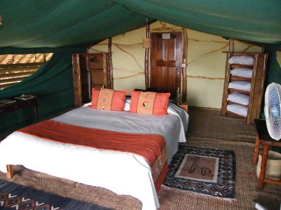 Satao Luxury Tented Camp