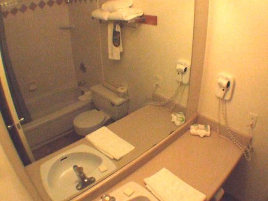 Homestead Inn: 2. Bathroom