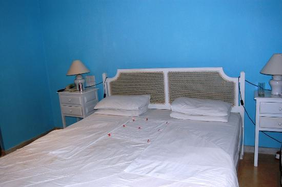 The Waterside Bentota: The Double bed