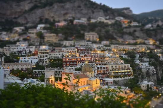 Hotel Miramare: charming Positano from the Miramare hotel