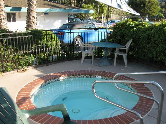 Days Inn - Santa Barbara: jacuzie