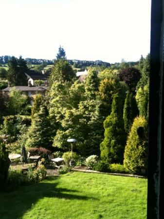 Lower Brook House: beautiful view from Westmacott window