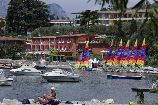 Photo of Hotel Rosa Malcesine