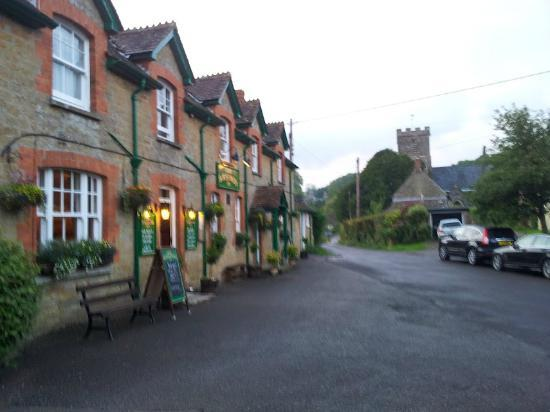 ‪Three Horseshoes Inn‬