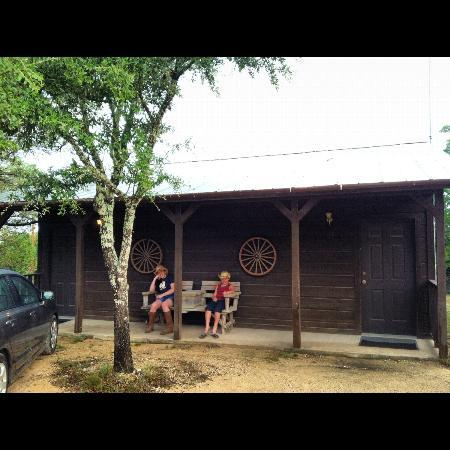 Mayan Dude Ranch: Cottages