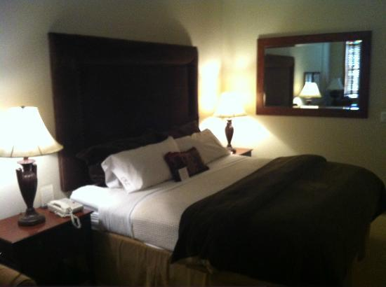 The Hotel Telluride: Heavenly sleep on this bed!