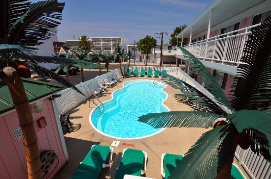 Sea-N-Sun Resort Motel: Outdoor Pool