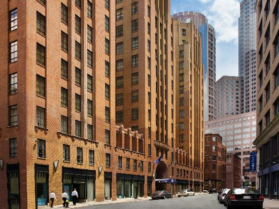 Hilton Boston Downtown / Faneuil Hall: Hilton Boston Downtown/Financial District Hotel