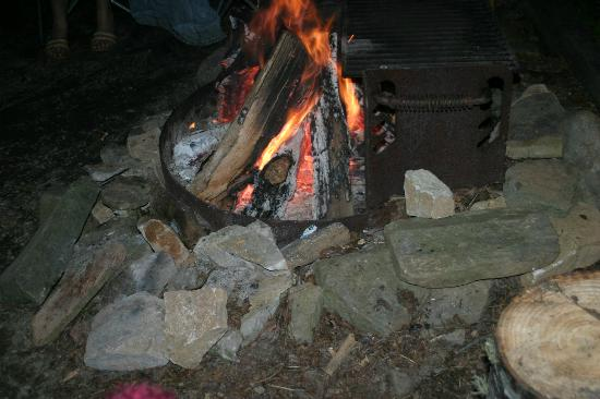 Kirkland Creek Campground: Great Fire Pits
