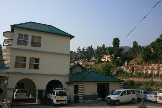 KMVN Tourist Rest House Munsiyari Hill Station