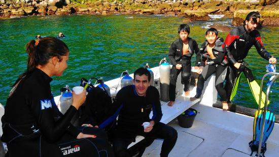 Pousada Omnimare: Omnimare Diving Tour