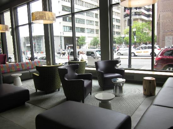 Hostelling International - Boston: Lobby