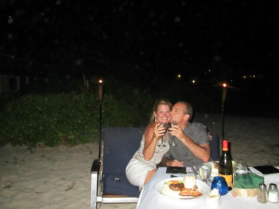 The Palms at Pelican Cove: private dinner