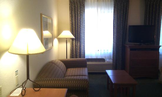 Staybridge Suites Eagan-Mall Of America: sitting area