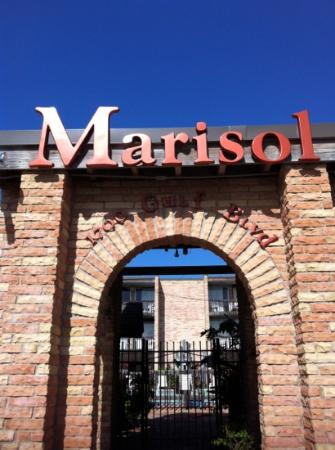 Marisol Condominiums: front