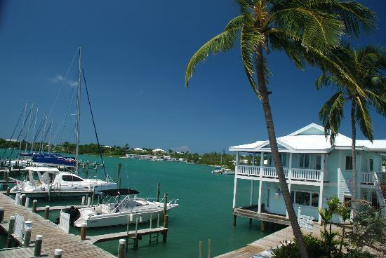 Conch Inn Hotel and Marina: Hotel Marina