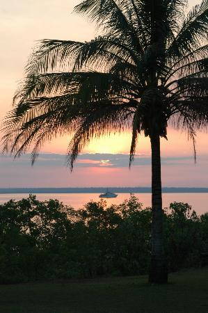 Clearwater Island Lodge: view from Lodge