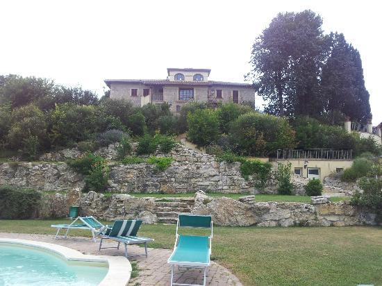 Tenuta Pizzogallo: Main building (not for guests)
