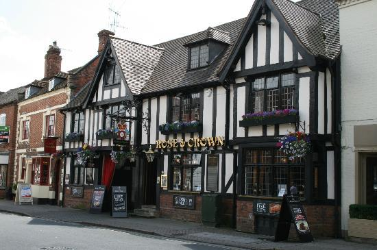 Pub Lunch Review Of Rose And Crown Stratford Upon Avon England Tripadvisor