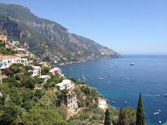 Pensione Maria Luisa - Amalfi Coast: view from our room