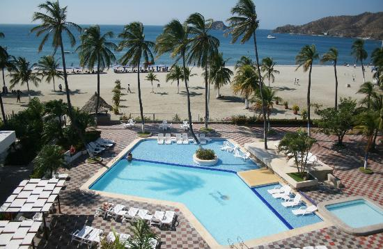 Hotel Tamaca Beach Resort