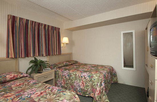 Beau Rivage Motor Inn: Oceanview Room
