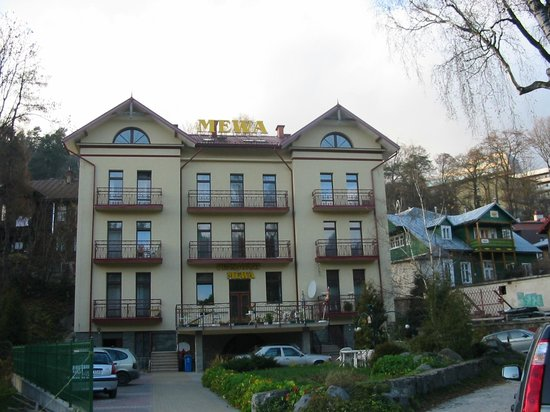 Krynica accommodation