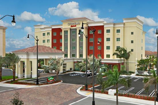 ‪Courtyard by Marriott Miami Homestead‬