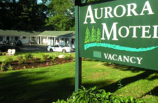 Aurora Inn: From the road