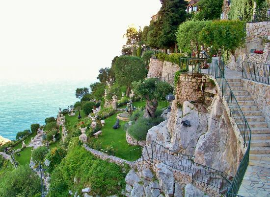 Eze France Gardens Picture Of Eze French Riviera