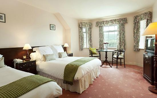Smerwick Harbour Hotel: Double Room